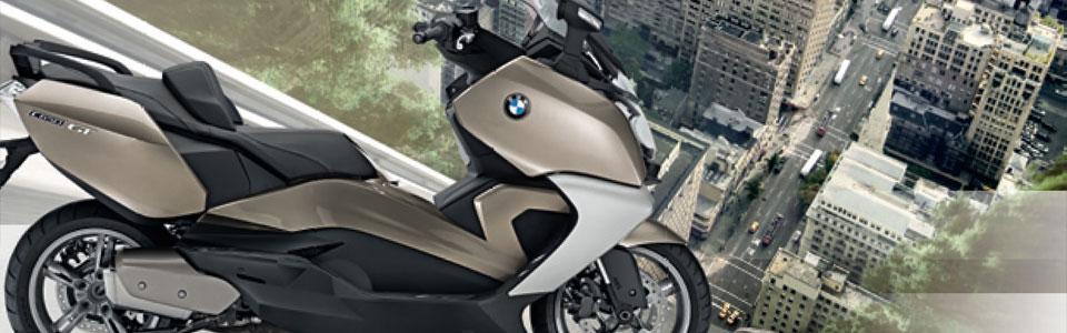 BMW C 650GT