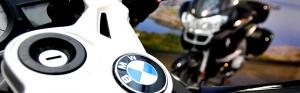 BMW roundel on bike
