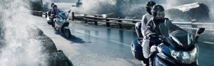 BMW touring bikes