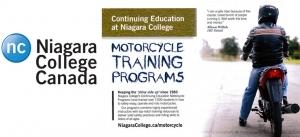 Niagara Motorcycle training image